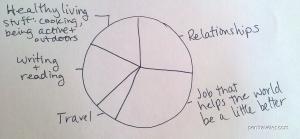 better life pie chart 2