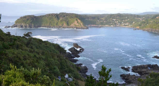 Bahia Mansa Chile