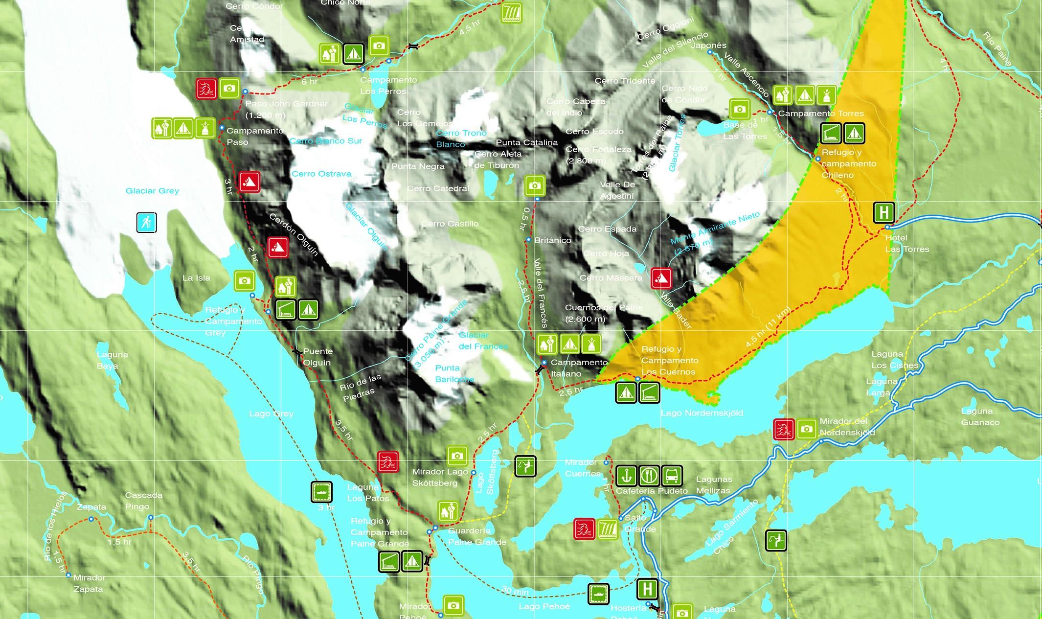 Circuito W Mapa : February 2016 pentraveler