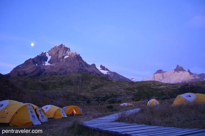 Paine_Grande_Camp
