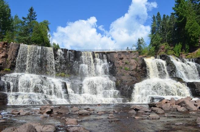 Gooseberry Falls MN