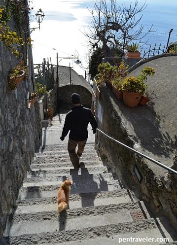 nocelle stairs pentraveler